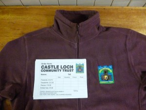 Castle Loch clothing