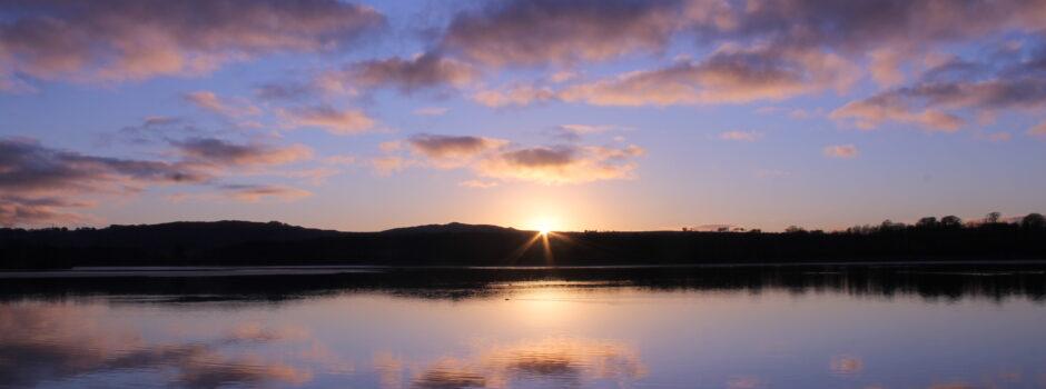 muriel robinson - sunset